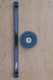 Magnet og polerskive (1)