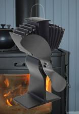 varmefordeler til brændeovn