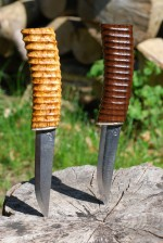 Håndsmedet kniv