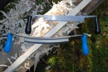 Båndkniv fra Legrej.dkVærktøj til snitning af træ