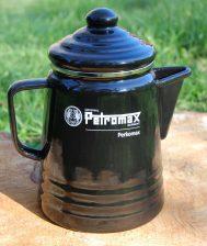 Kaffemaskine til bål, Kaffebrygger,kaffekande