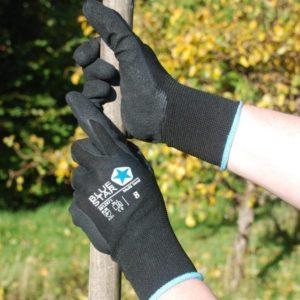 handske til arbejde, arbejdshandske