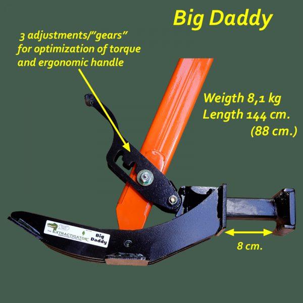 Extractigator Big Daddy
